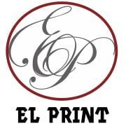 El Print logo