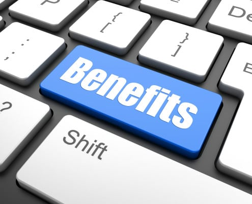Benefits of disc personality
