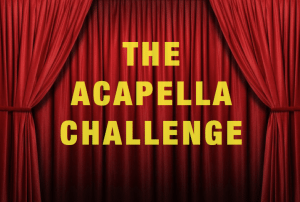 Acapella Challenge Musical Team Building