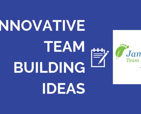 6 innovative team building ideas