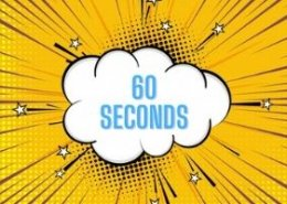 Get The Most Fun, In 60 Seconds Time!