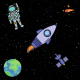 Virtual Escape Room: Space Survival